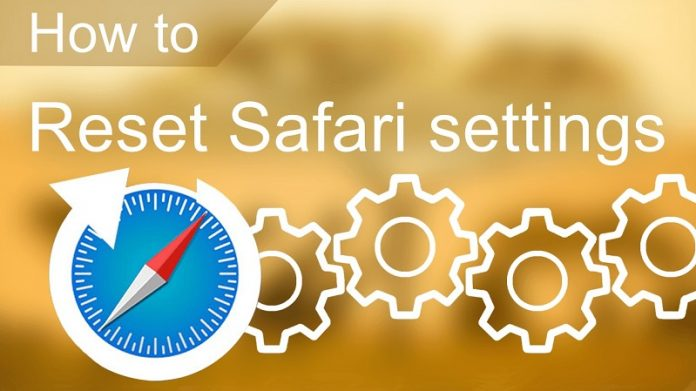 How to Reset the Safari Browser on macOS