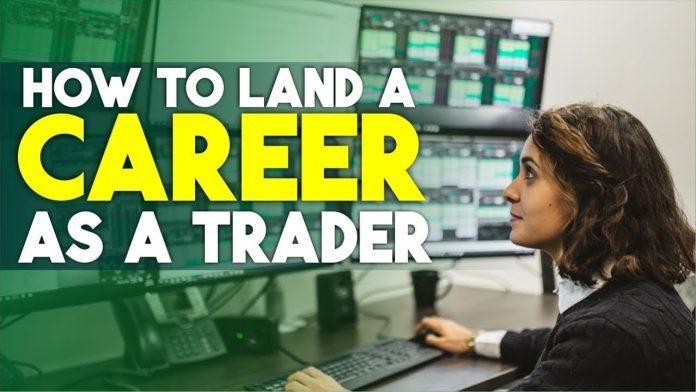 How to Start a Career as a Trader