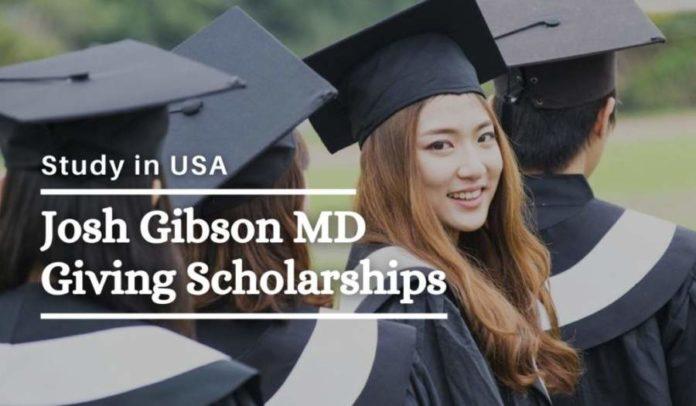 Josh Gibson MD Grant