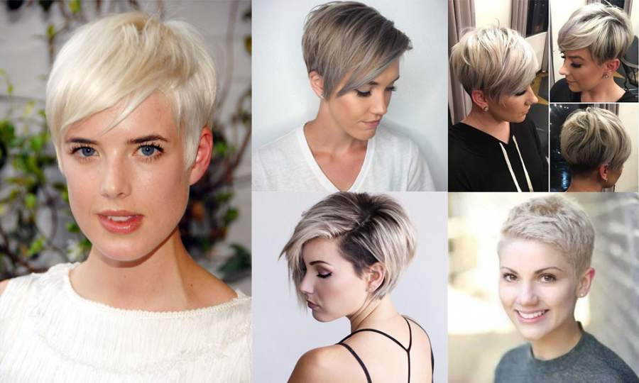 Edgy Haircut for girls with short hair