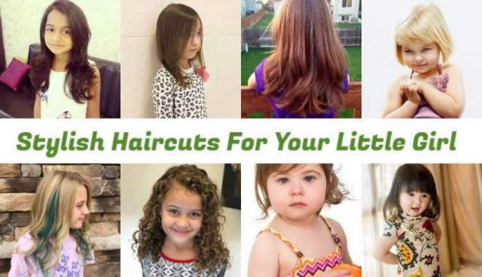 Haircuts For Little Girls