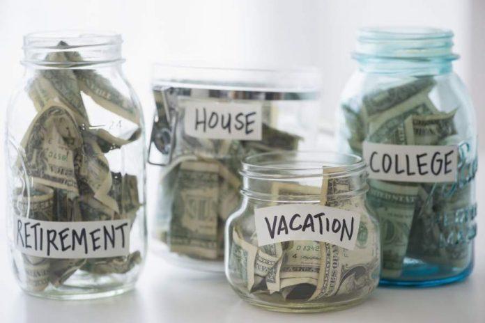Money Savings Goals