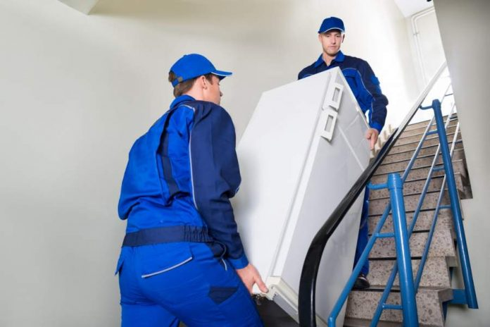 Moving Appliances Safely A Quick Guide