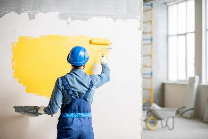 Painting Crew