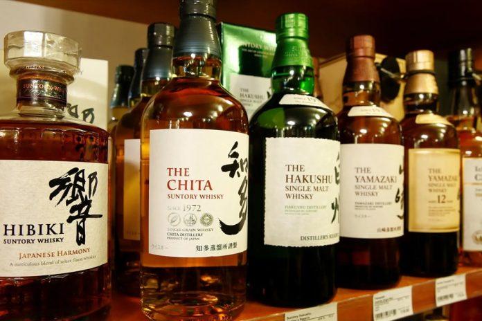 Japanese Whisky Brands