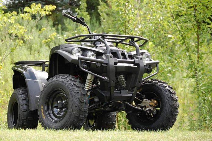 Terrain Vehicle