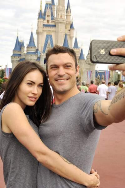 Brian Austin Green and Megan Fox Welcome Son Bodhi Ransom Green