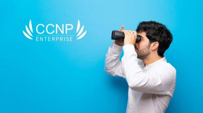CCNP Enterprise certificate