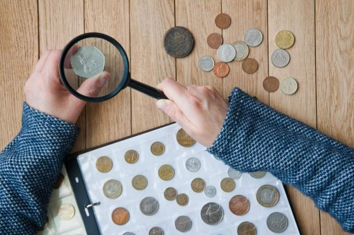 How to Begin Collecting Coins