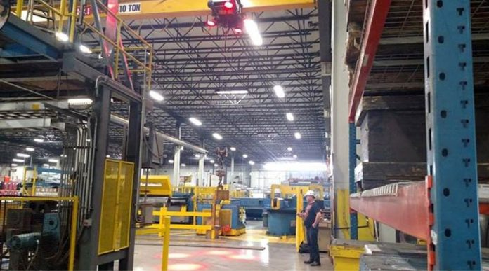Crane Safety Lights
