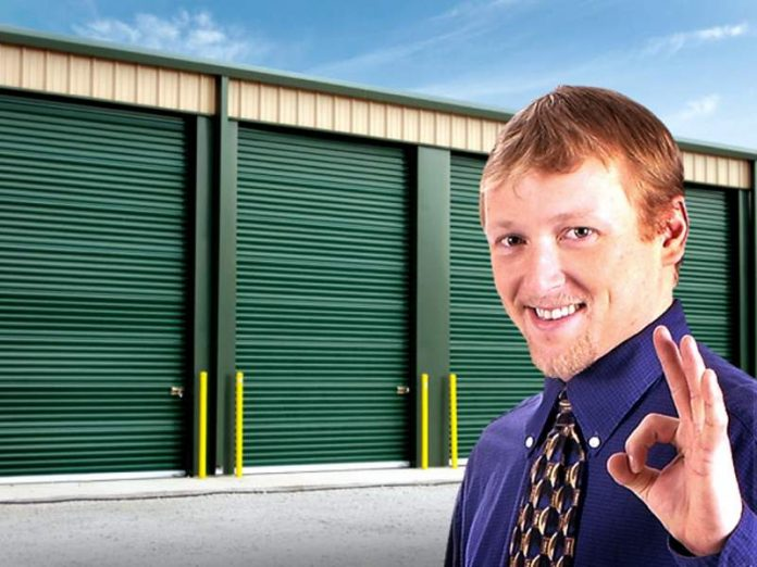 Get Started With Self Storage