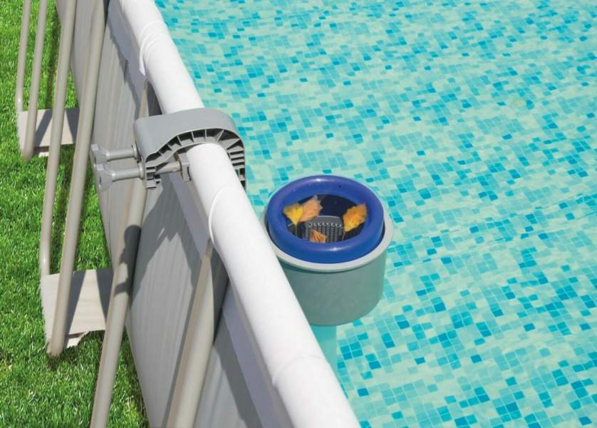 How a Pool Skimmer Works and Overview of Pool Skimmer Types