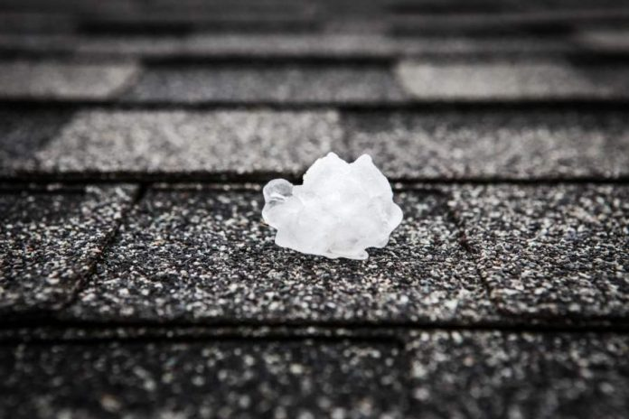 5 Common Signs of Hail Damage on a Roof