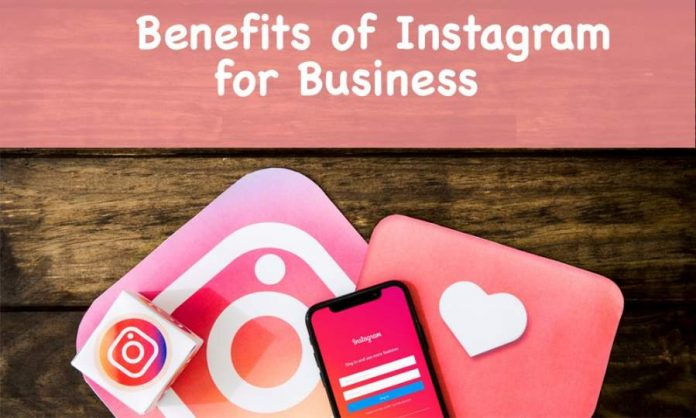 Benefits Of Using Instagram For Your SMB's