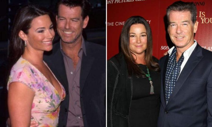 Pierce Brosnan Wife Keely Shaye Smith Weight Loss Story 2020