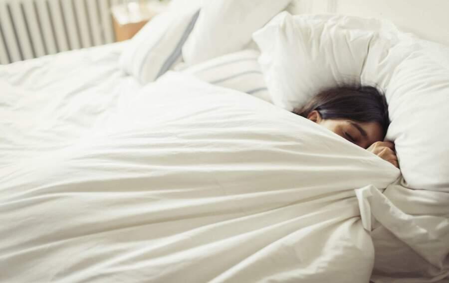 Quality Of Duvet Affecting Sleep