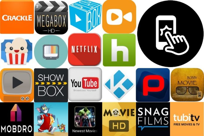 Top 28 Free Movie Apps for Android