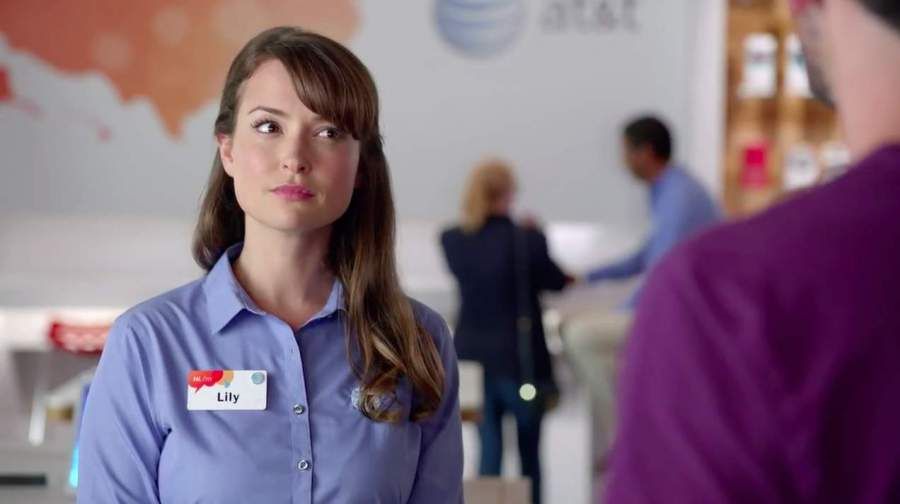 Who is AT&T Girl