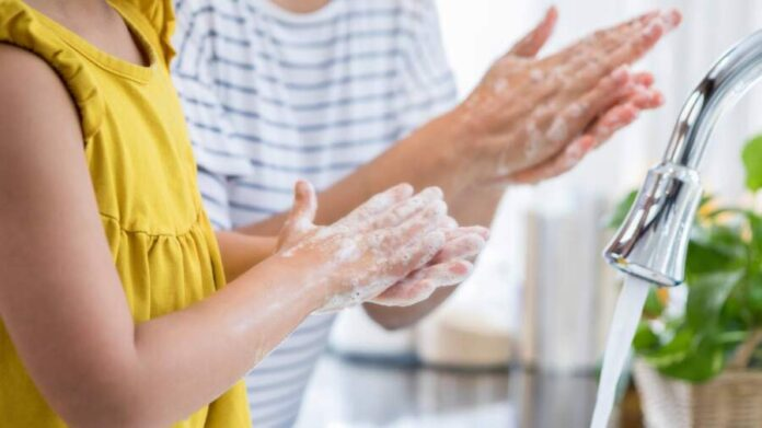Avoiding Germs Is a Good Healthy Practice