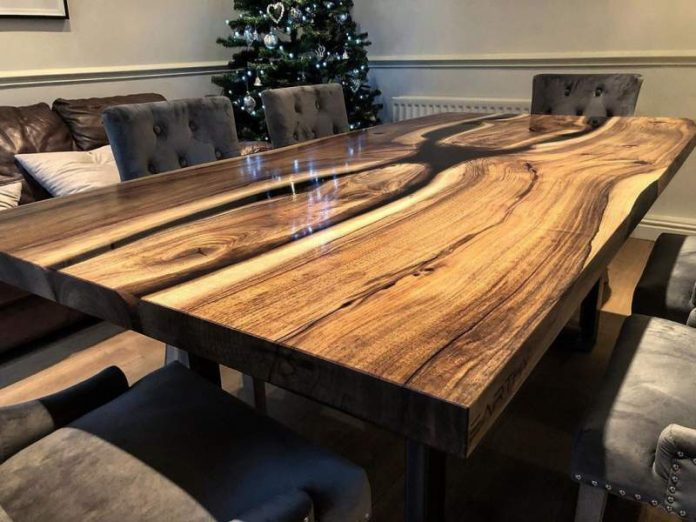 Bespoke Timber Dining Table