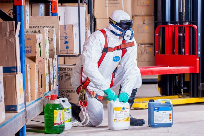 COVID Cleaning Services Melbourne