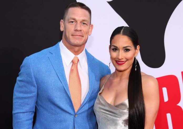 John Cena's Ex-Wife Elizabeth Huberdeau