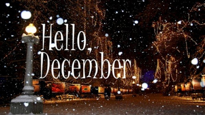December Global Holiday
