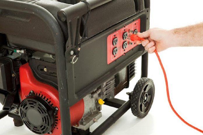 Portable Natural Gas Generator
