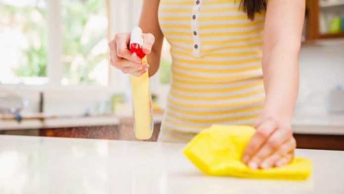 Post-Flu Cleaning Tips