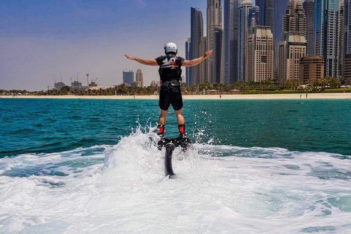 Water Sports In Dubai