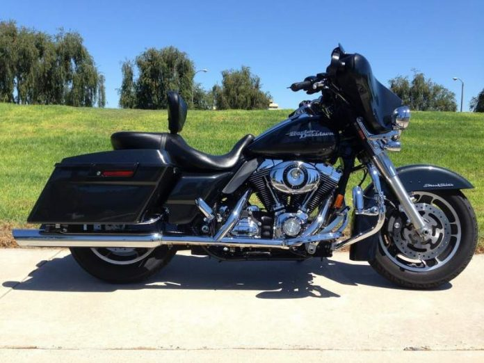 Street Glide for sale Qld