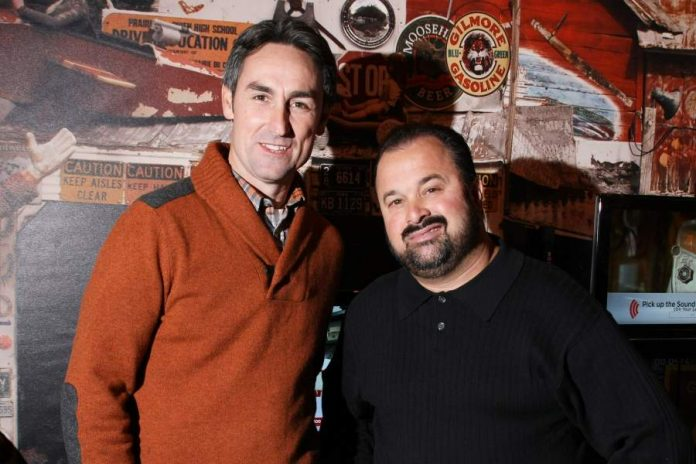 what happened to Frank Fritz on American Pickers
